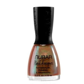Nubar Nail Color P111 Gold Feather