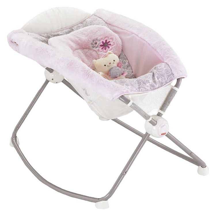 Fisher Price Fisher Price My Little Sweetie Deluxe Rock N Play Sleeper Reviews 2020