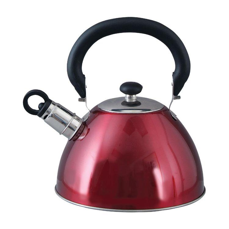 Mr. Coffee 1.8 Qt Stainless Steel Tea Kettle