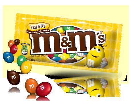 M&M'S® Peanut Chocolate Candy