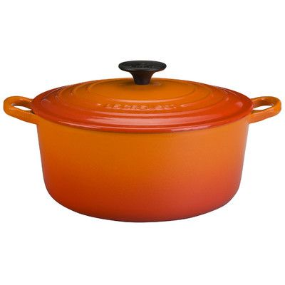 Le Creuset 2 Qt Signature Round French Oven - Flame
