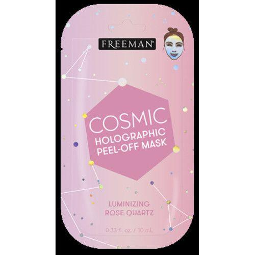 Freeman, Cosmic Holographic, Luminizing Rose Quartz, Peel-Off Facial Mask