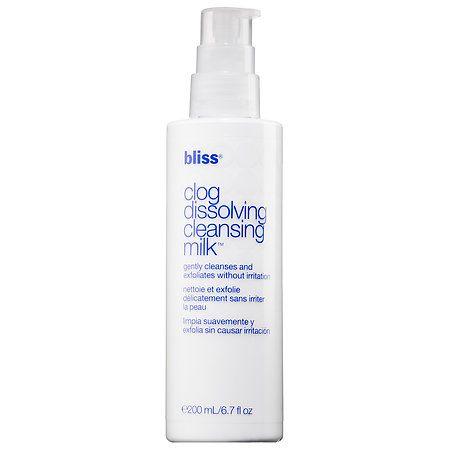 Bliss Clog Dissolving Cleansing Milk-NO COLOUR-200 ml