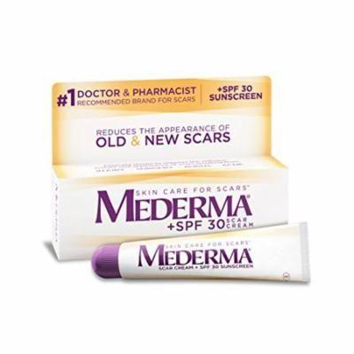 Mederma Cream, SPF 30 Sunscreen, 0.7 oz (Pack of 18)
