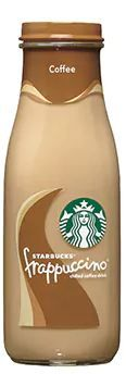 STARBUCKS® Bottled Coffee Frappuccino® Coffee Drink ...