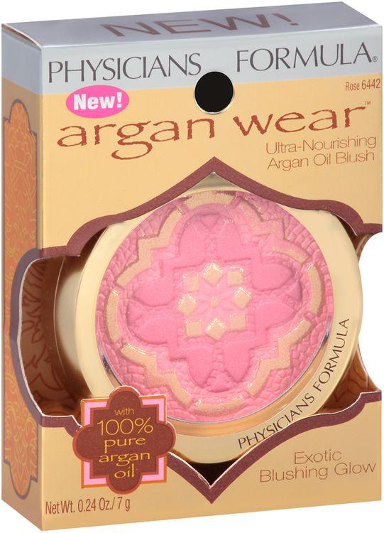 Physicians Formula® Argan Wear™ 6442 Rose Ultra-Nourishing Argan Oil Blush
