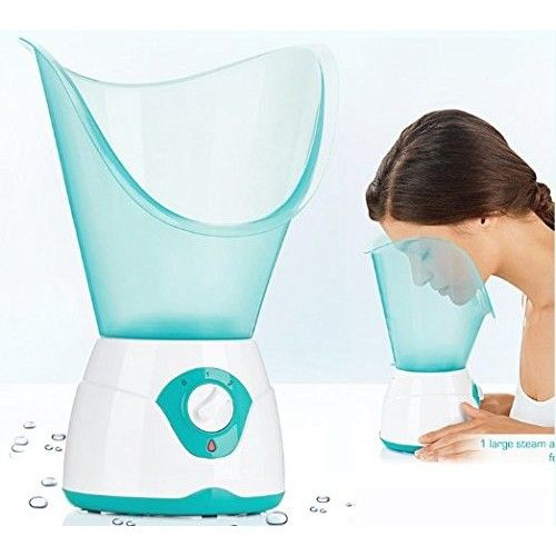 Color Zebra Facial Steamer Spa Mist Moisturizer Nano Steamer Sprayer Beauty instrument Household Spray Machine