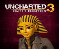 Naughty Dog UNCHARTED 3: Drake's Deception Ancient Parts Pack