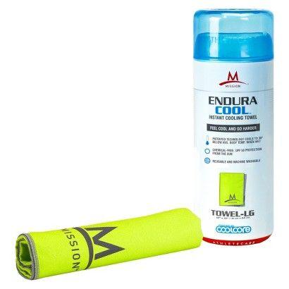 Mission AthleteCare EnduraCool Towel - Green