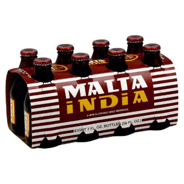 IBERIA Malta India Sangria Soda 8 pk