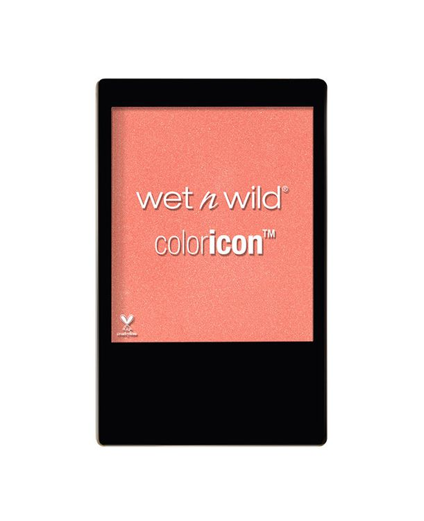 wet n wild Color Icon Blush-Pearlescent Pink - Color Icon Blush