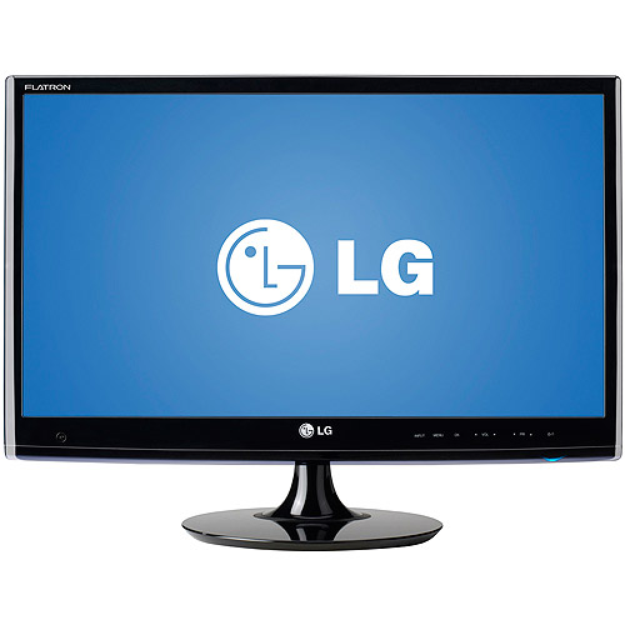 """LG 23"""" LED TV/Monitor (M2380D Black)"""