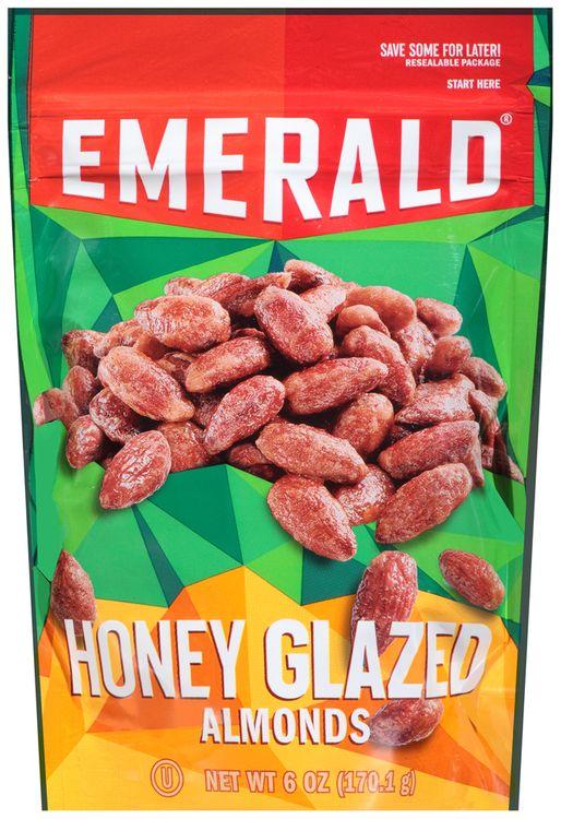 emerald® honey glazed almonds