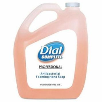 Renuzit 99795 Antimicrobial Foaming Hand Soap, Original Scent, 1gal