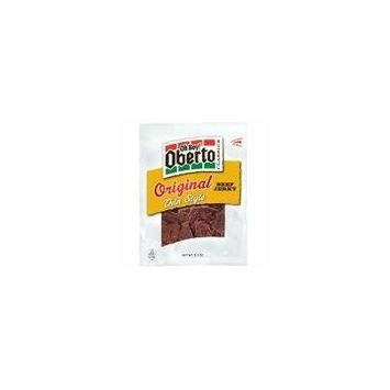 Oh Boy! Oberto Original Thin Style Beef Jerky5.7 oz.(pack of 4)