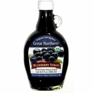 Great Northern Maple Products Great Northern Blueberry Syrup, 8.5 oz