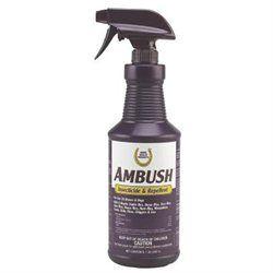 Farnam Company Farnam Co Horse Health - Ambush Repellent Rtu Spray 32 Ounce