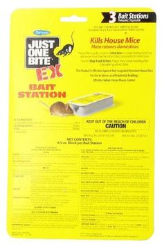 Farnam Just One Bite Ex 3-Unit Bait Station