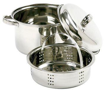 Norpro 4 Quart Steamer/Cooker Set 3pc