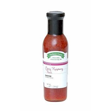 Spicy Raspberry Peach Sauce [Raspberry Peach]