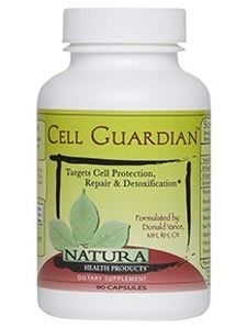 Natura Health Products - Cell Guardian - 90 Capsules