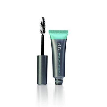 MUD Water-Resistant Mascara Black 12ml