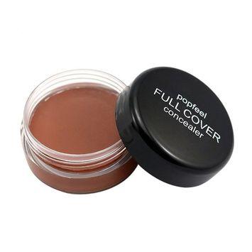 Professional Beauty Contouring Foundation Hosamtel 20G Natural Moisturizing Highlighting Cosmetics Cream Facial Blemish Concealer Palette Makeup Kit