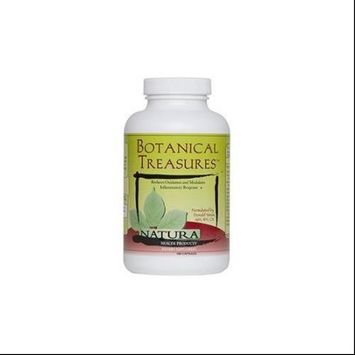 Natura Health Products - Botanical Treasures - 180 Capsules