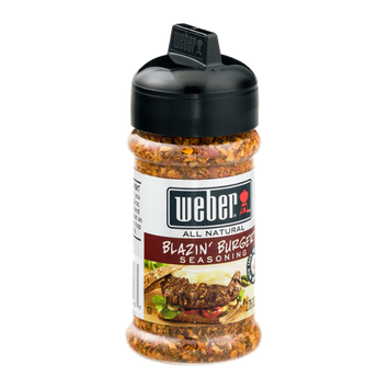 Weber All Natural Seasoning Blazin' Burger