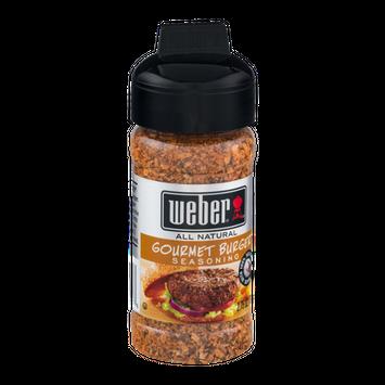 Weber All Natural Seasoning Gourmet Burger