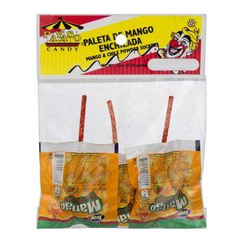 Payaso Mango & Chile Powder Suckers Candy, 1.5 oz