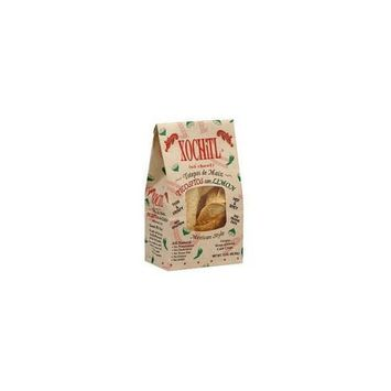 Xochitl Lime Corn Chips (Case of 12)