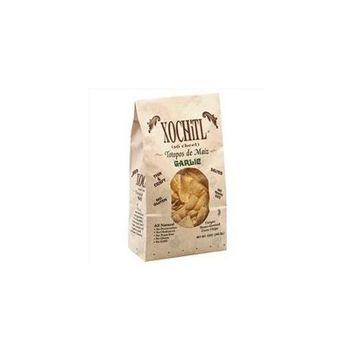 Xochitl Garlic Tortilla Corn Chips 12 oz