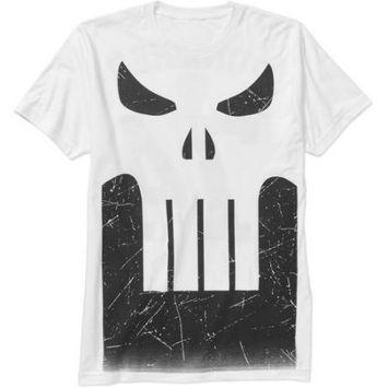 Marvel Punisher Men's 74 Graphic Tee