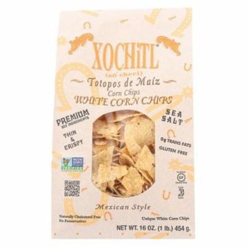 Xochitl Xochitl Corn Chips, 16 oz