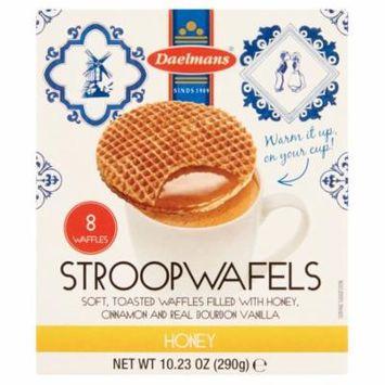 Daelmans Wafer Honey Jmbo Stroopwa,10.23 Oz (Pack Of 8)