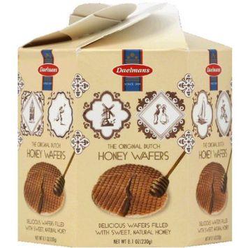 Daelmans The Original Dutch Honey Wafers, 8.1 oz, (Pack of 9)