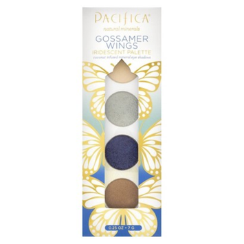 Pacifica Gossamer Wings Iridescent Palette