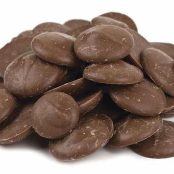 Milk Chocolate Mercken Wafers - 10 Lb Case