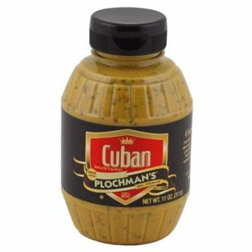 Plochman's Girard's Haco Cuban Mustard Case 11oz (PACK OF 6)