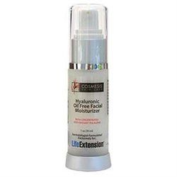 Life Extension Hyaluronic Oil-Free Facial Moisturizer