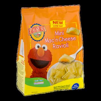 Earth's Best Mini Mac'n Cheese Ravioli