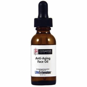 Life Extension Anti Aging Face Oil 1 Oz