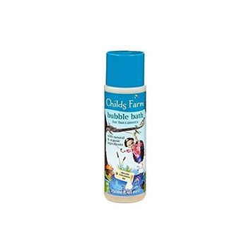 Childs Farm Get Your Feet Wet! Bubble Bath for Bucanneers! (250ml) - Pack of 6