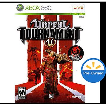 Midway Unreal Tournament 3 (Xbox 360) - Pre-Owned