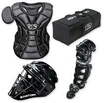 EASTON Natural Series Youth Catcher's Box Set