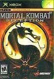 Mortal Kombat Deception XBOX Game MIDWAY