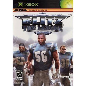 Midway Blitz: The League - Sports Game - Xbox