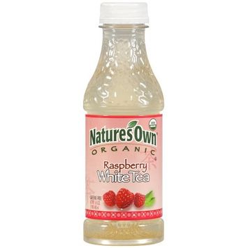 Nature's Own Organic Raspberry White Tea, 16 fl oz