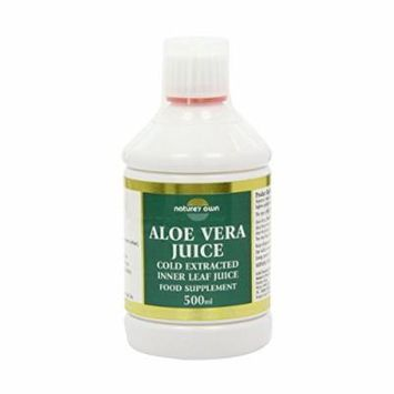 Natures Own Aloe Vera Juice 500Ml (2 Pack)